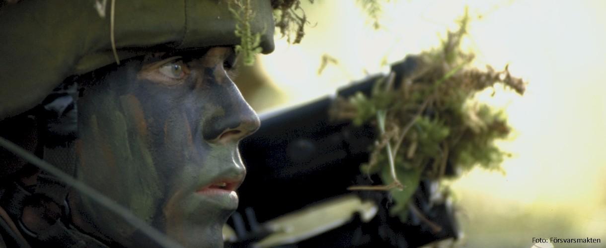 Kampanj vill uppmarksamma soldater